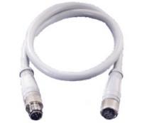 Microkabel gerader Stecker