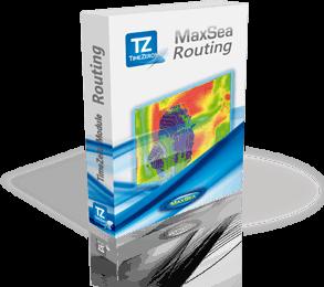 MaxSea Time Zero Routing