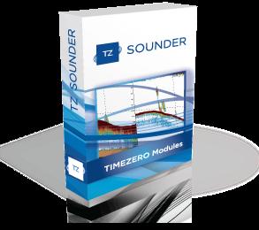 MaxSea TimeZero V3 Sounder Modul
